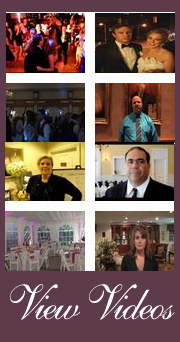 Don't take our word for it, view these videos of our live services and interviews with venue hosts and clients.